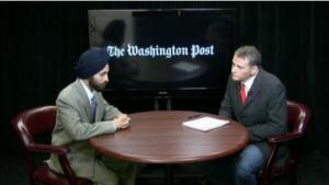 Sikh Coalition at the Washington Post